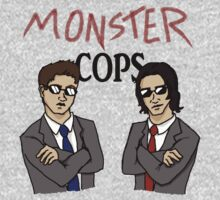Monster Cops by SevLovesLily