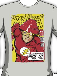 Post-Punk Comics | Whip It T-Shirt
