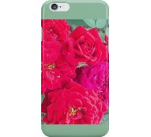 Roses of Red iPhone Case/Skin