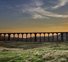 Ribblehead Viaduct by michalm