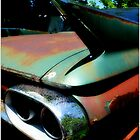 Cadillac Fin by timsmith2001