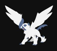 Mega Absol by Hydrainox