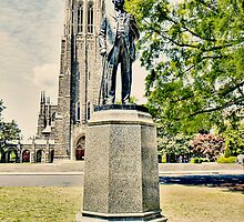 Duke Statue and Chapel by Kadwell