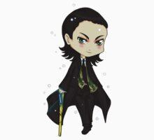 Loki Chibi by elledontyoudare