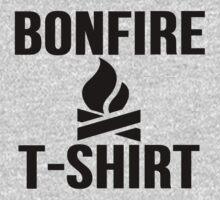 Bonfire Tshirt by mralan
