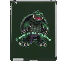 Gamera Chibi iPad Case/Skin