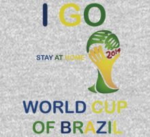 World Cup Brazil 2014 by Whallef