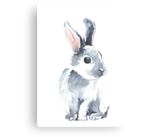 Moon Rabbit II Canvas Print
