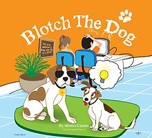 Blotch The Dog by Fernando Sant´Ana