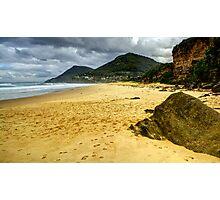 On The Beach #2 Photographic Print