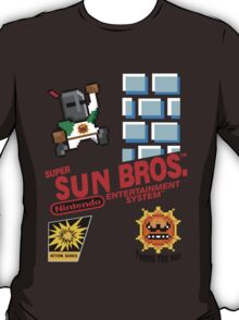 super sun bros. T-Shirt