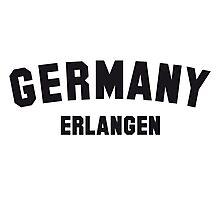 GERMANY ERLANGEN Photographic Print