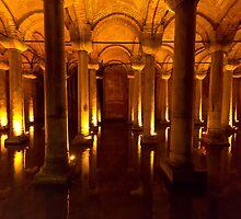 Basilica Cistern 2 by diggle