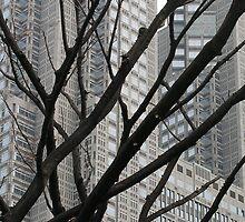 Street Scene - Tokyo by davidandmandy