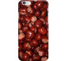 A Load of Conkers iPhone Case/Skin