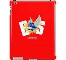 Blue Shell = BS  iPad Case/Skin
