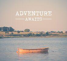 Adventure Awaits by Maren Misner