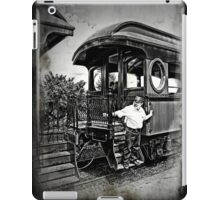The Conductor iPad Case/Skin