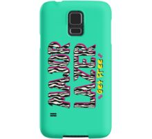 MAJOR ZEBRA Samsung Galaxy Case/Skin