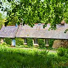 Quaint Old Cottage by M.S. Photography/Art
