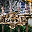 Church Entrance by JEZ22