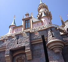 Disneyland Castle by janetten