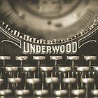 Vintage Typewriter by Maren Misner
