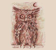 Owl by Lincke