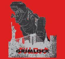 Grimlock by B4DW0LF
