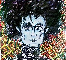 Scissorhands by Lincke