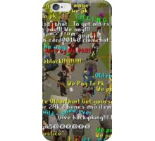 The RS Case iPhone Case/Skin