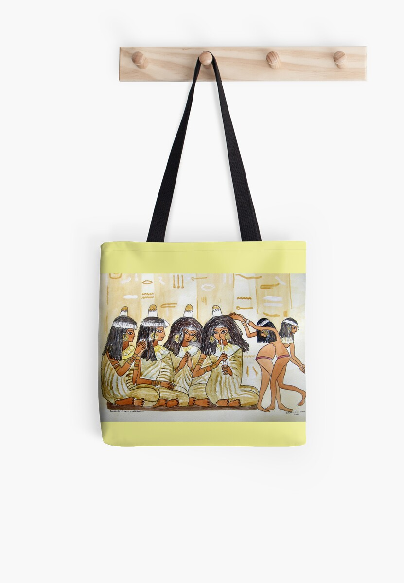 Banquet/Musicians COLLECTION/TEES/STICKERS/CASES/TOTES/PILLOWS by Shoshonan