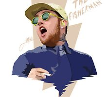 "MAC MILLER ""Larry fisherman"" by Joona Puisto"