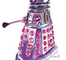 Dalek by BlueAcorn