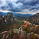 The Magic of Meteora by Hercules Milas