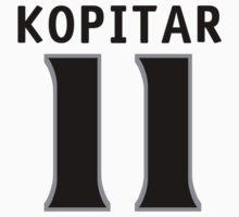 Anze Kopitar by trevorbrayall