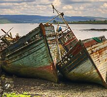 Shipwreck by VoluntaryRanger