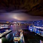 Sydney Vivid Display Commences by Chris Hood