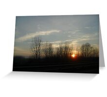 The Natural Light Greeting Card