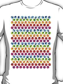 Colour wheels T-Shirt