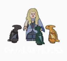 Game of Bricks Daenerys Targaryen by DemonBricks