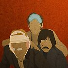 Darjeeling Limited by godzillagirl