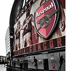 Arsenal FC - Emirates Stadium by Adam Carra