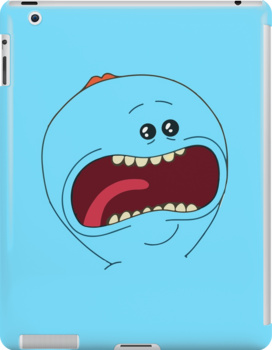 Mr. Meeseeks!  by lindseyyo