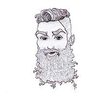 Beard Love by Dan Paul  Roberts