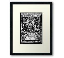 THE REVELATION Framed Print