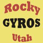 Rocky Gyros Utah by RedSteve
