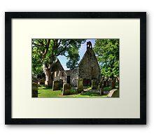 Alloway Auld Kirk Framed Print