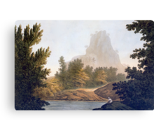 View of the Jungle Canvas Print