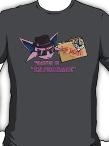 Espeonage (Pokemon) T-Shirt